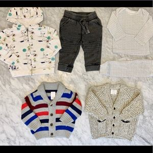 Zara Baby, Tucker + Tate Bundle 9-12 Months